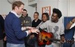 A centre for the young and the homeless inLondon