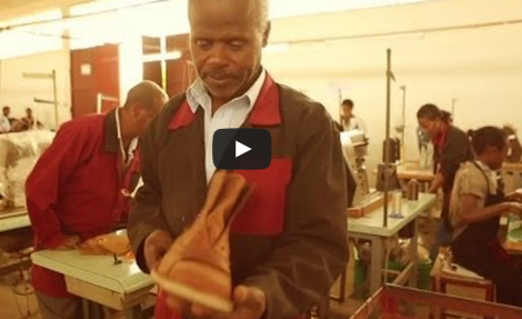 See inside this shoe factory in Ethiopia for a glimpse of a fairer world future